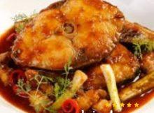 Món ăn cá thu sốt cà chua thơm ngon